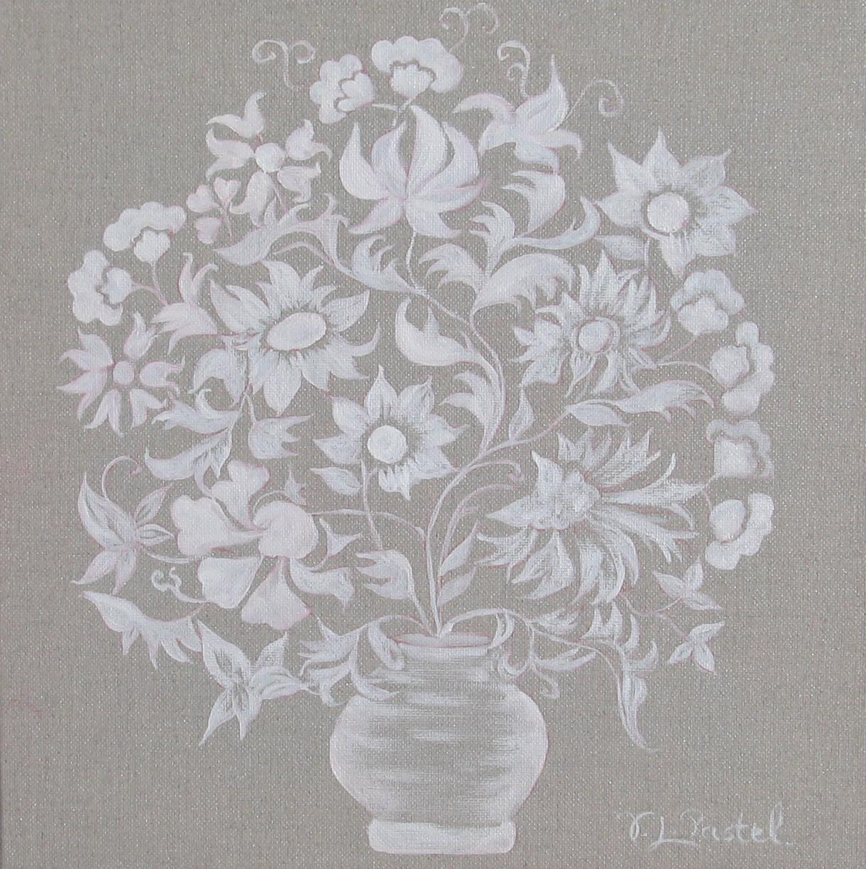 Bouquet Monochrome