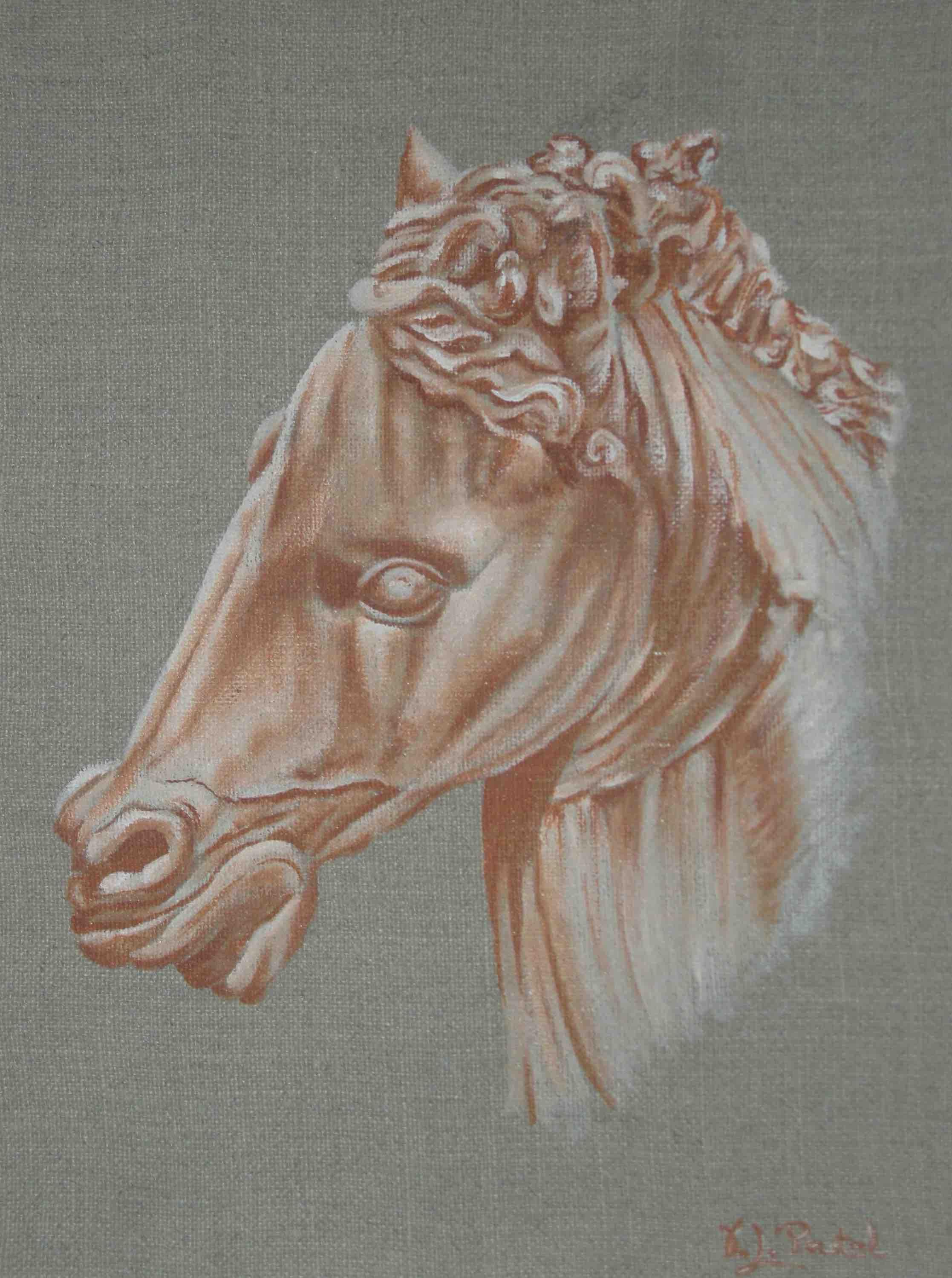 Le cheval de Bartoloméo