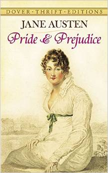 A comparison of pride and prejudice by jane austen and jane eyre by emily bronte